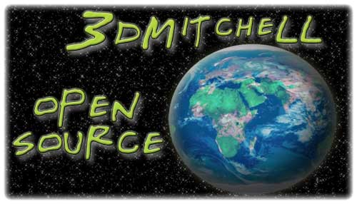 3dmitchell open source homepage link