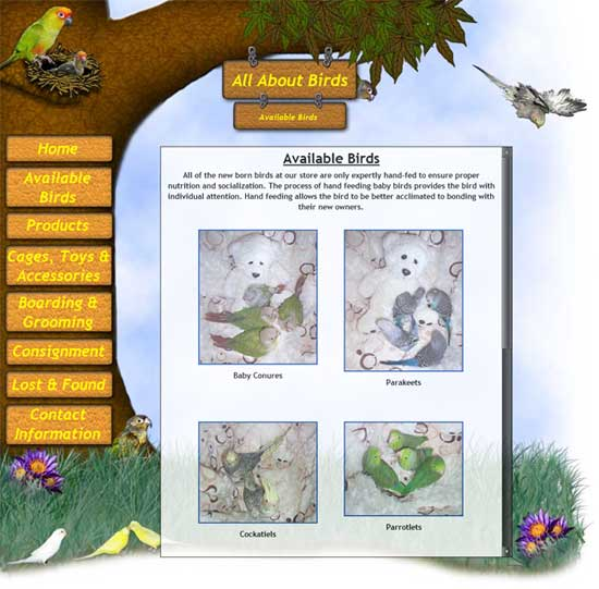 All About Birds Site Image