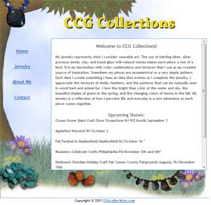 CCG Collections Site Image